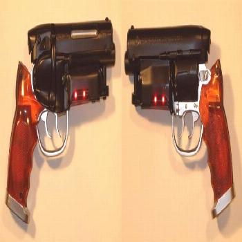 a Blade Runner Prop Community Forum View topic - Blade Runner Blaster Comparison. Add your pics...